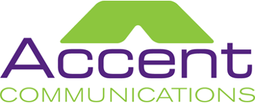 Accent Communications, Logo